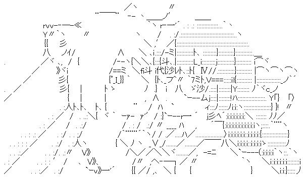ブラック羽川&羽川翼(猫物語(黒))-1