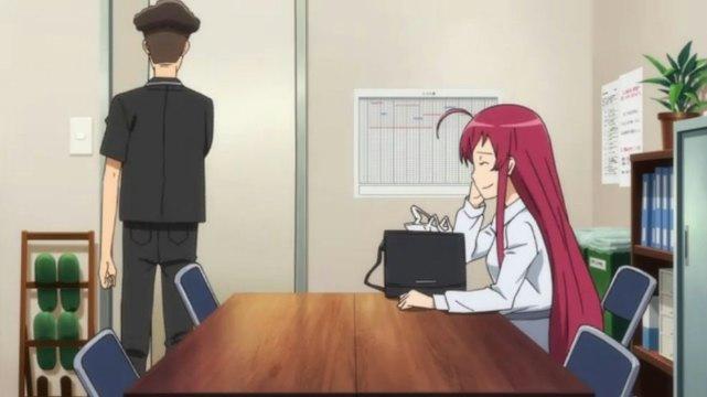 コンビニ店員(はたらく魔王さま!)-2
