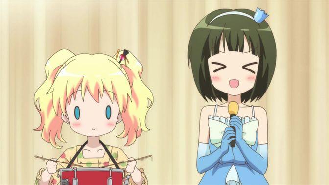 アリス・カータレット:ドラムロール(ハロー!!きんいろモザイク)-2