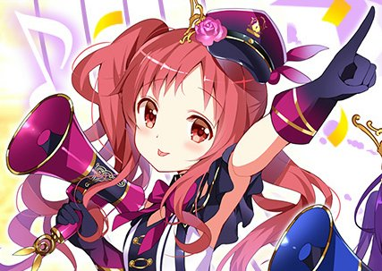 ごちうさ:喫茶店アイドル育成ゲームDaydream☆SHOW-11-メグ