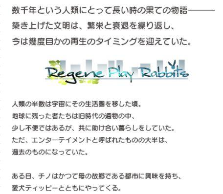 ご注文はうさぎですか?:Regene Play Rabbit(リプラビ)-2